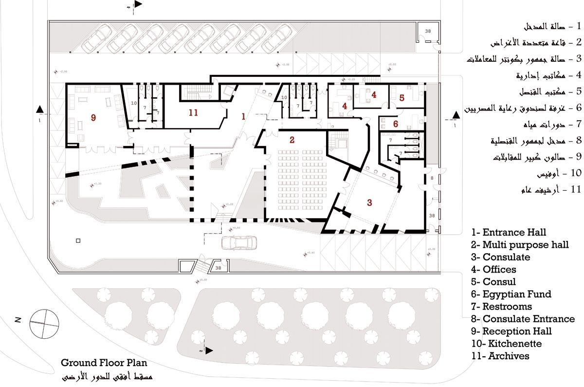 06 Ground Floor Plan